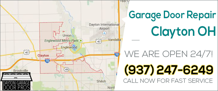 Garage Door Repair Clayton Oh Pro Garage Door Service