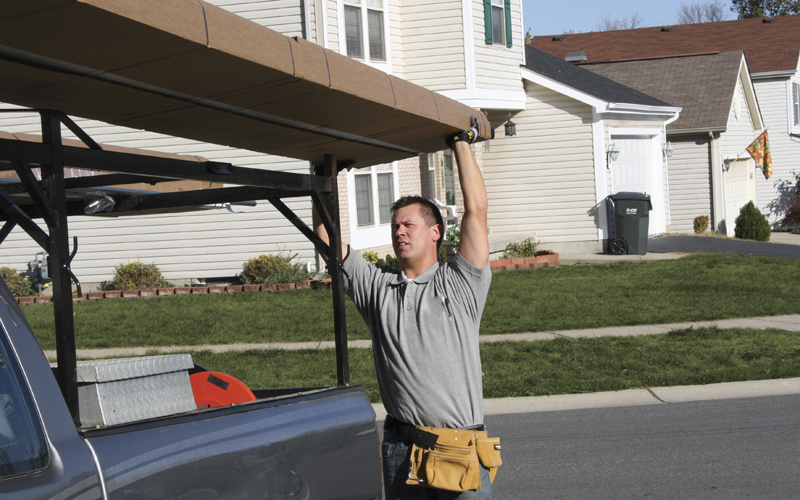 Ohio s best garage door repair services dayton garage for Door pros